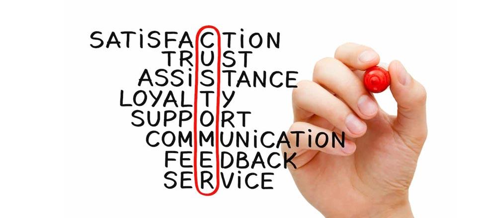 روابط وفادارانه با مشتری