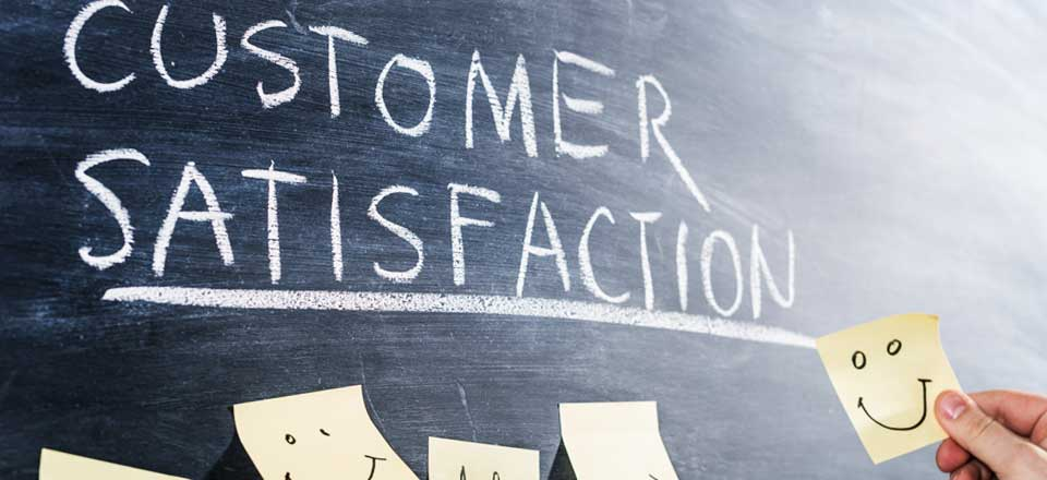 استراتژیهای افزایش رضایت مشتریان