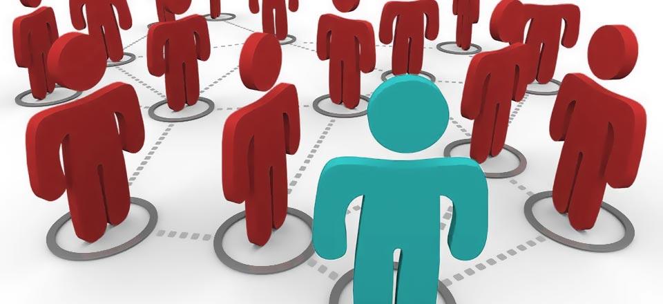 شبکه اجتماعی در کسبوکار