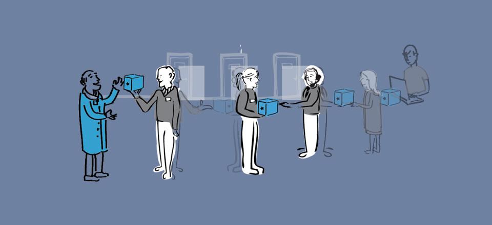 توسعه روابط مشتریان