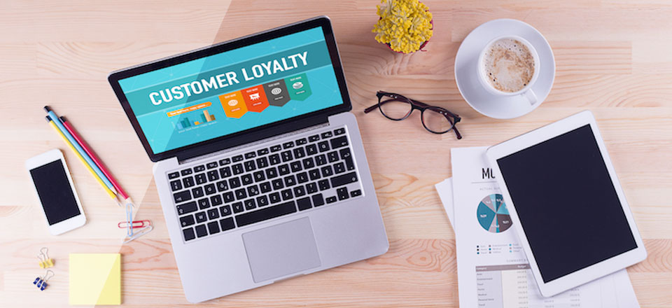 ارزیابی برنامه وفاداری مشتریان