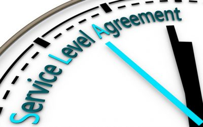 توافق در مورد انتظارات مشتری (SLA)