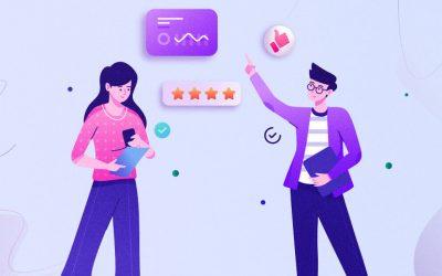 چگونه وفاداری مشتری را اندازهگیری کنیم؟